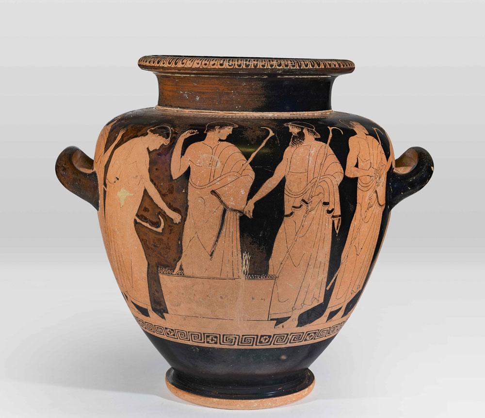 A Firenze in mostra i tesori etruschi: riunita dopo 150 anni importante collezione di circa 300 reperti