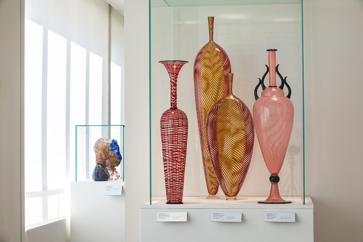 Come il vetro veneziano ha influenzato lo Studio Glass Americano: una mostra a Venezia