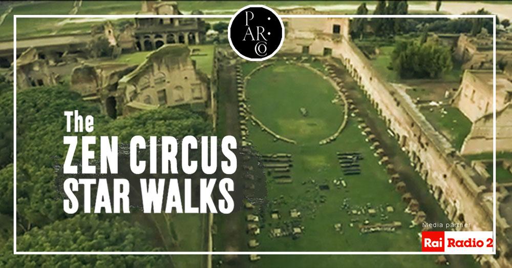 Il Parco Archeologico del Colosseo lancia la web serie Star Walks con Rai Radio2