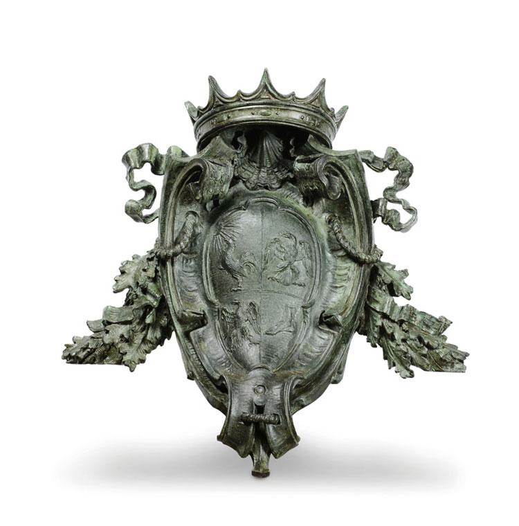 Poldi Pezzoli, torna a casa lo stemma della casata rubato nel dopoguerra