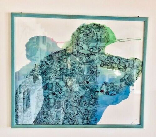 A Milano il Teatro degli Arcimboldi ospita una mostre di street art, da Blu a Banksy
