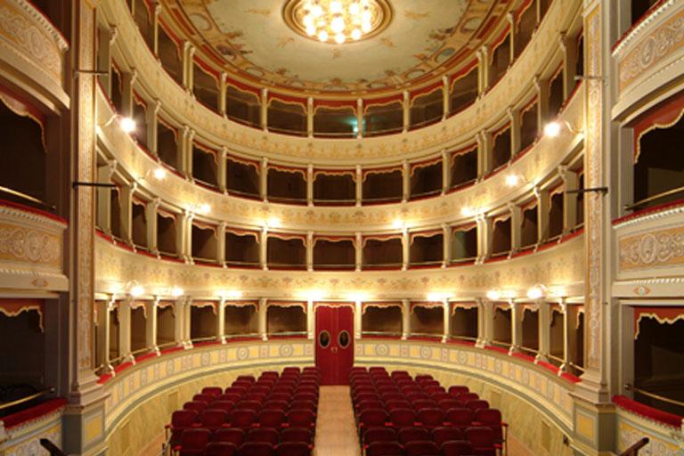 Venduto per poco più di 400mila euro il Teatro Sociale di Amelia. Il sindaco scrive al MiBACT