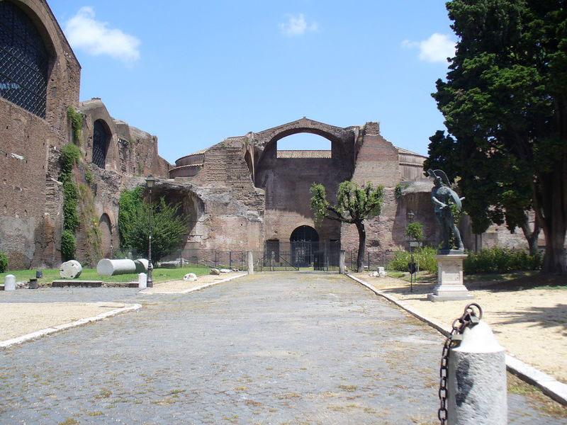 Le Terme di Diocleziano si mostrano in 3D sul canale Youtube del MiBACT
