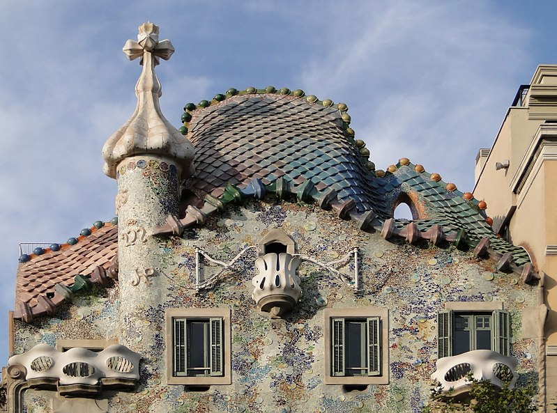 Tour virtuale nelle case di Gaudí: la Pedrera e Casa Batlló