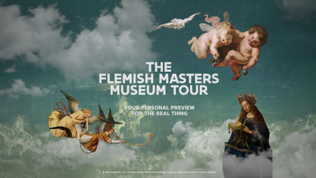 Nasce Flemish Masters Museum Tour, un ciclo di brevi documentari sui musei delle Fiandre