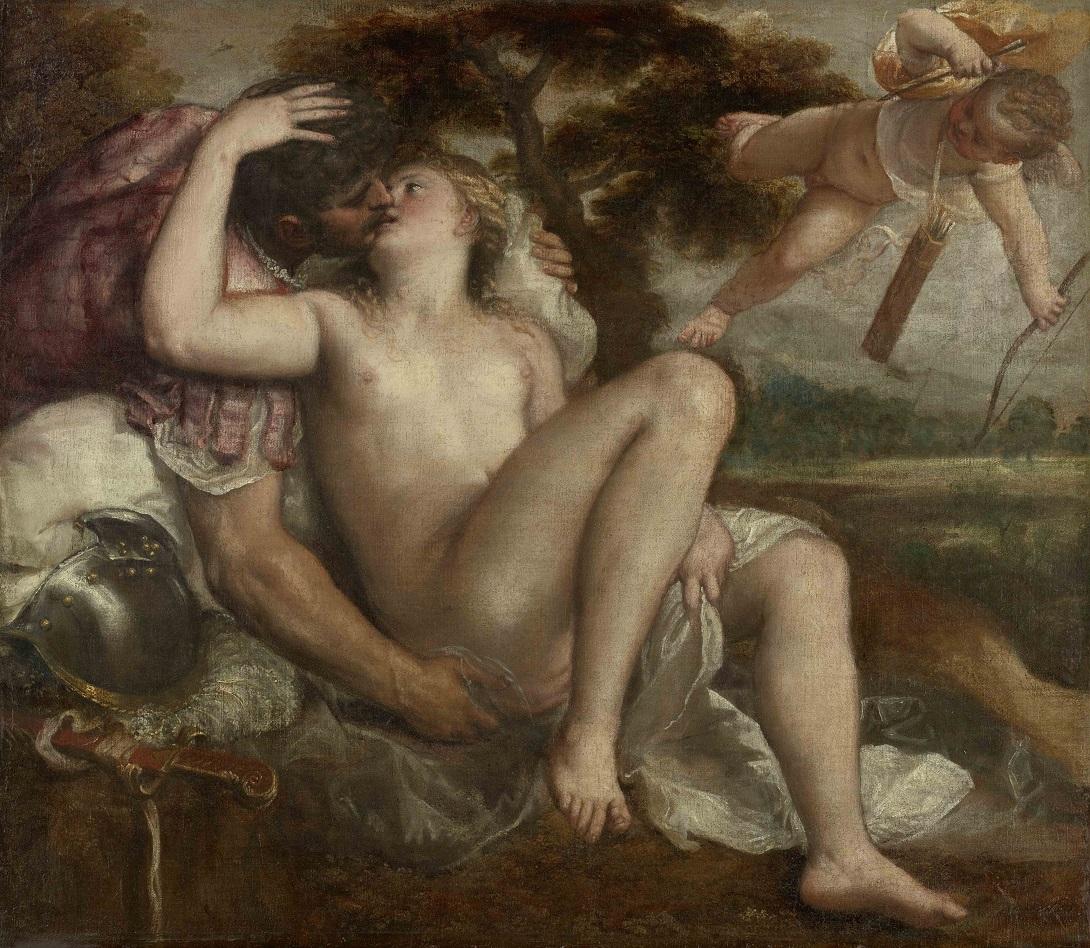 Un capolavoro di Tiziano dal Kunsthistorisches Museum di Vienna in mostra a Bergamo