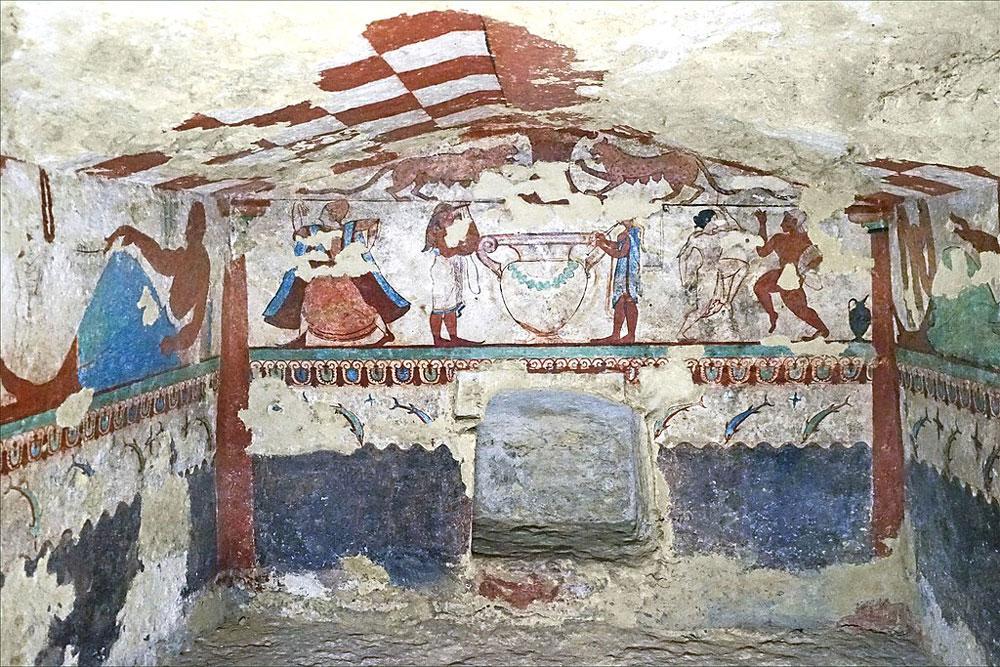Riaprono i musei e le necropoli di Cerveteri e Tarquinia, siti Unesco