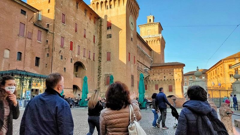 Chiudono i musei? A Ferrara proseguono comunque i tour di Visit Ferrara