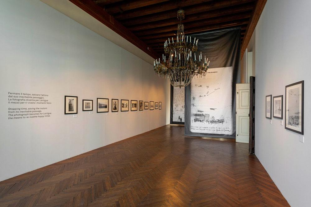 La Casa dei Tre Oci è social: il racconto della grande retrospettiva su Lartigue e curiosità sul museo