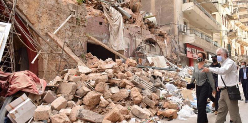 L'Unesco lancia una raccolta fondi a sostegno della scuola, della cultura e del patrimonio di Beirut