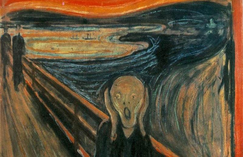 L'Urlo di Munch è salvo per sempre tra i ghiacci dell'Artico