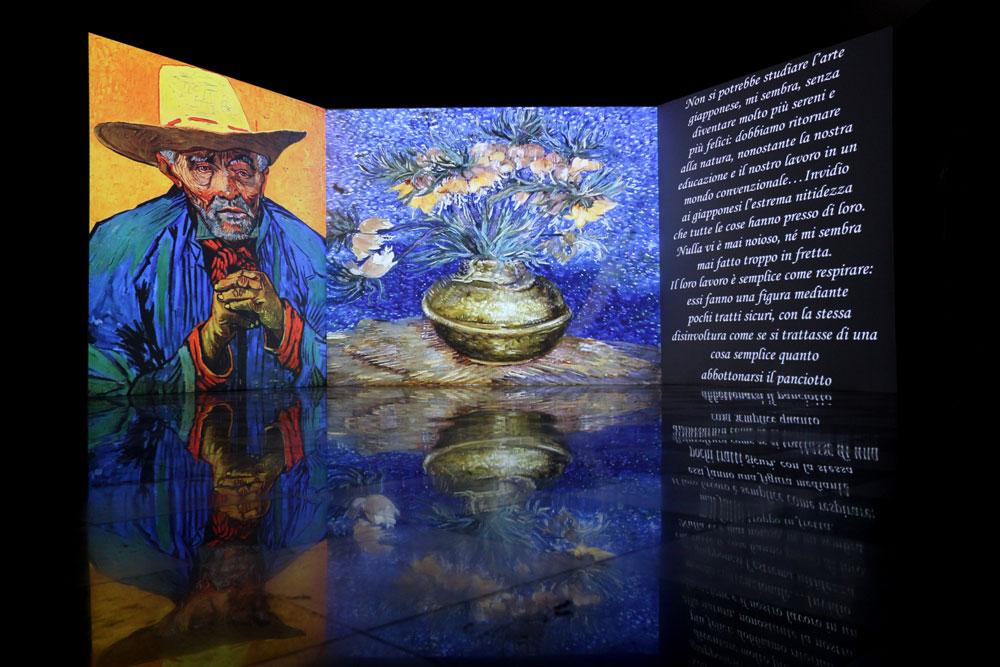 Parma Capitale della Cultura 2020 celebra Van Gogh con un evento multimediale