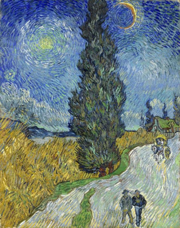 Una piattaforma digitale e gratuita riunisce tutte le opere di Van Gogh