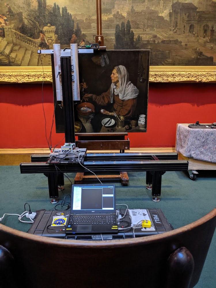 Un dipinto di Velázquez sarà clonato per essere esposto per sempre nella casa natale dell'artista