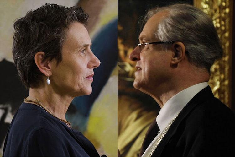 Vis-à-Vis, dialoghi contemporanei tra grandi artisti. Al via con Caravaggio e Kandinskij