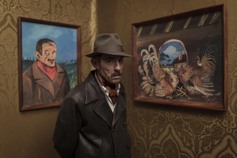 """Ecco il trailer di """"Volevo nascondermi"""", il film su Antonio Ligabue con Elio Germano nei panni del pittore"""