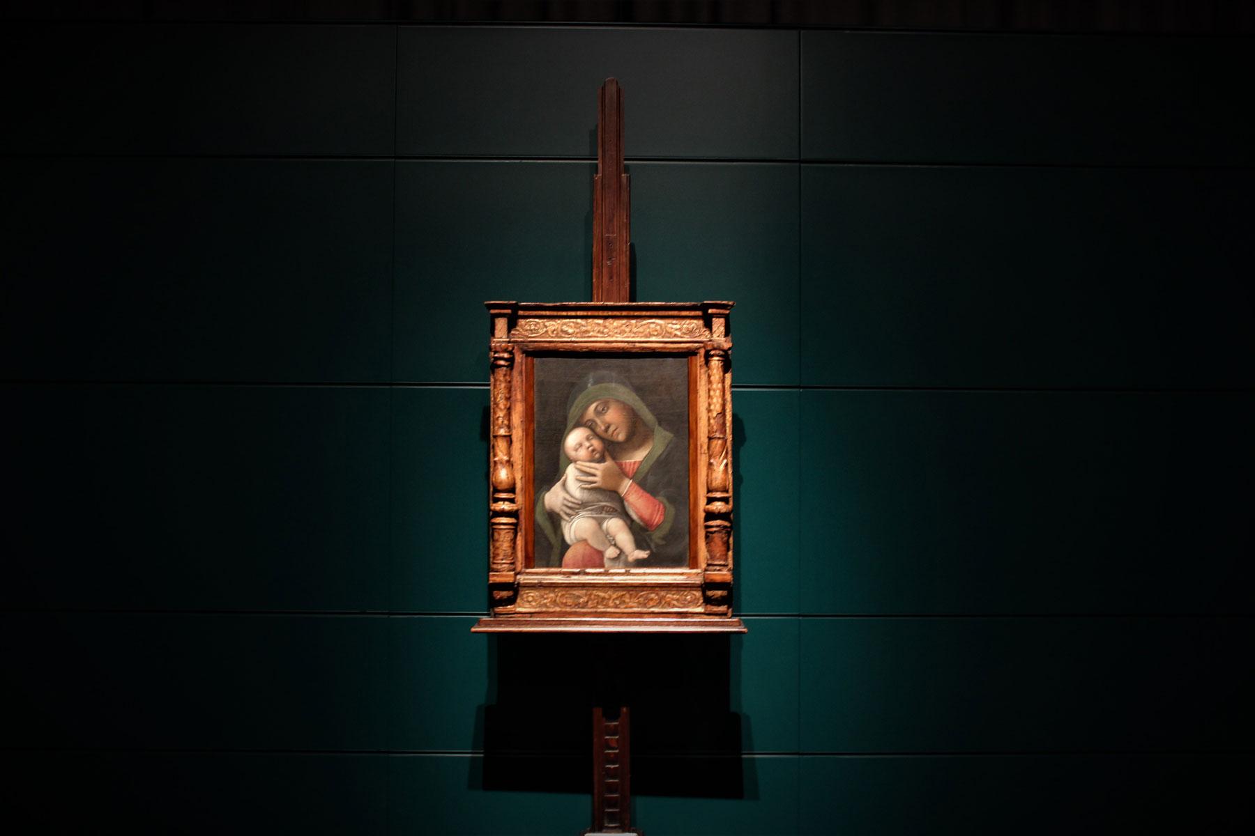 L'opera al Museo Poldi Pezzoli