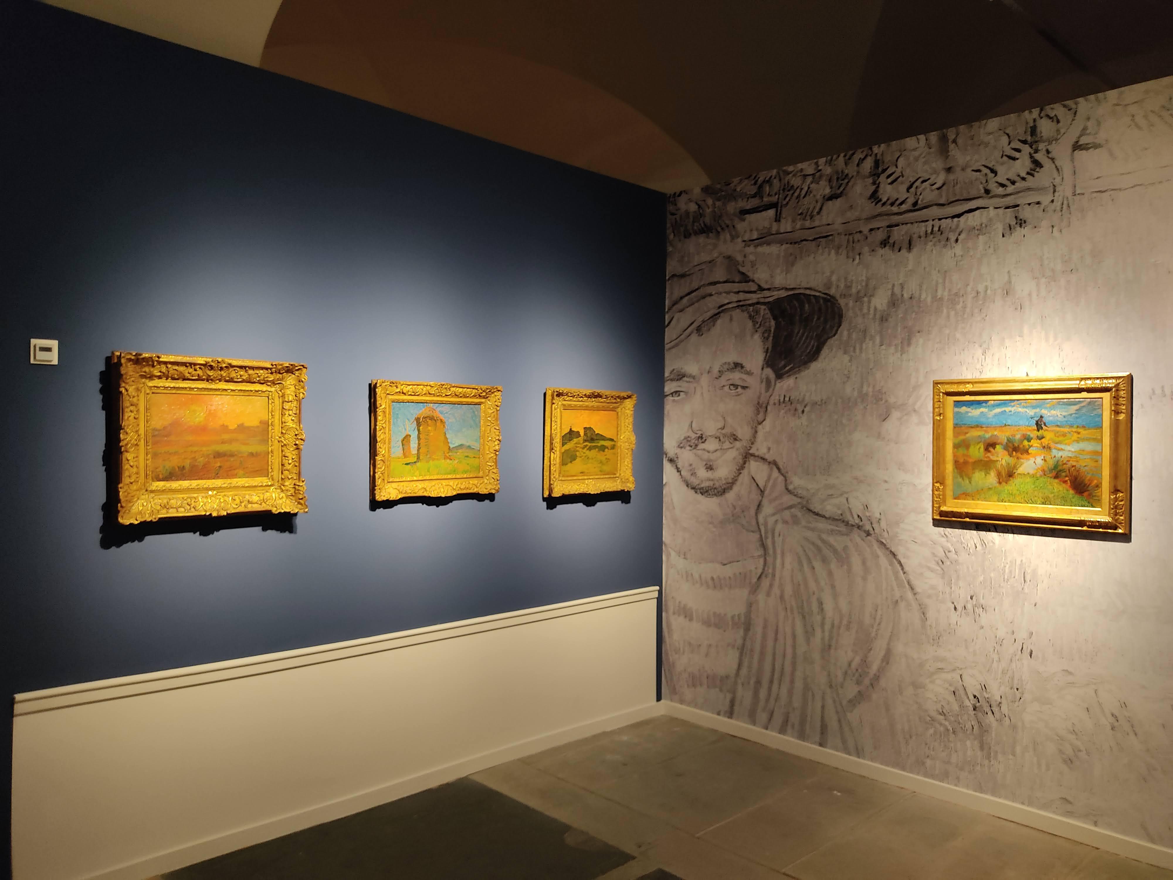 """La sezione """"Van Gogh involontario"""""""