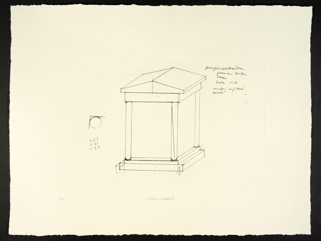 Ritrovato un progetto dimenticato di Vincenzo Agnetti e Paolo Scheggi. Sarà presentato in mostra