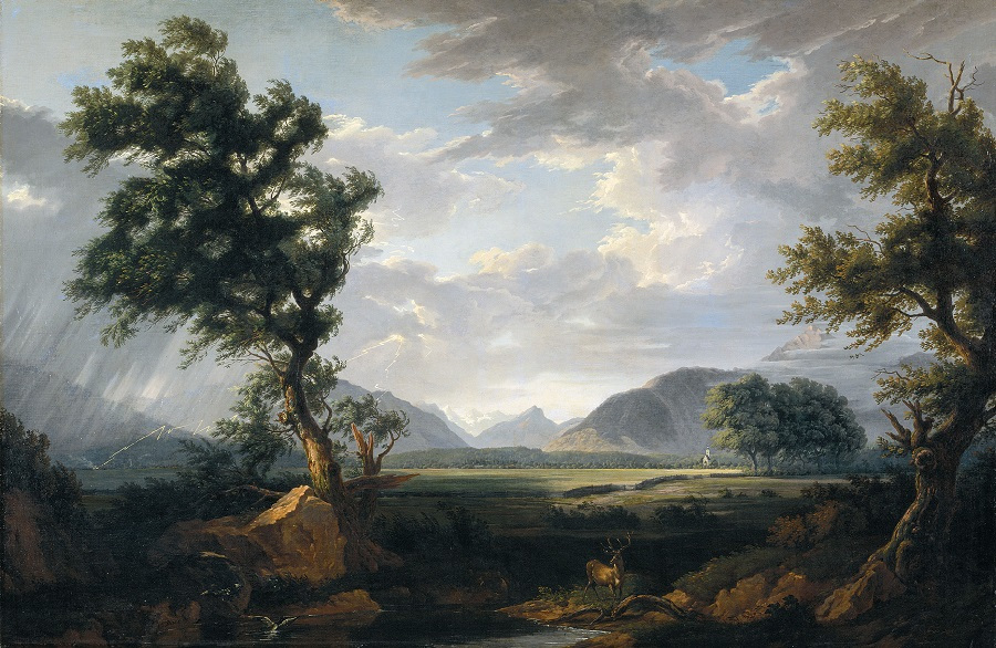 A Salisburgo la prima mostra completa sui paesaggi barocchi austriaci