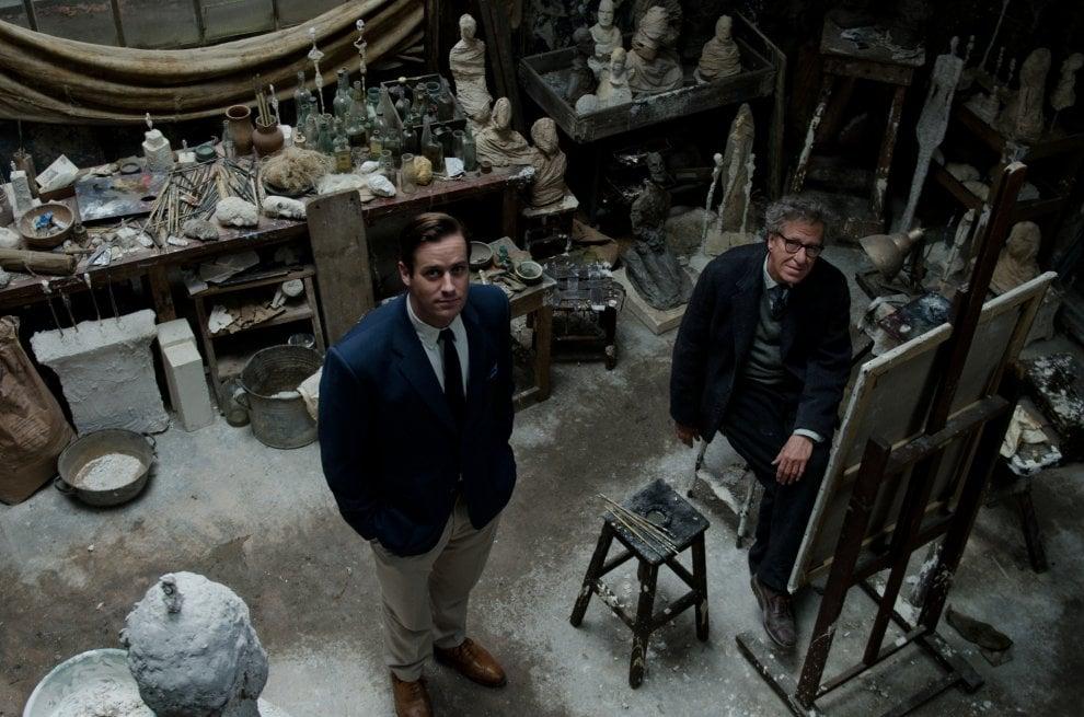 Arte in tv dall'11 al 17 ottobre: Alberto Giacometti, Gauguin e Renoir