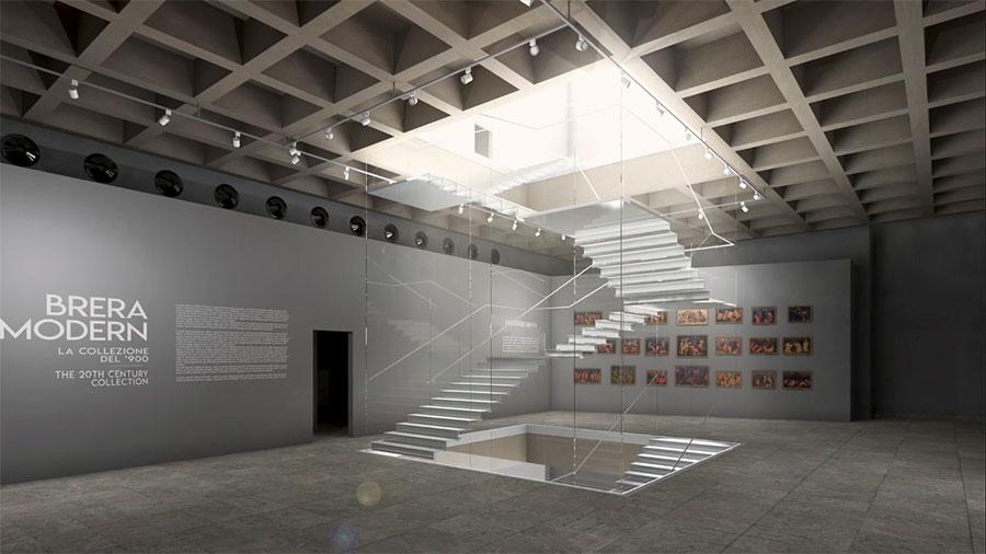 Brera, Palazzo Citterio aprirà a fine 2022. Via libera al progetto di Bradburne
