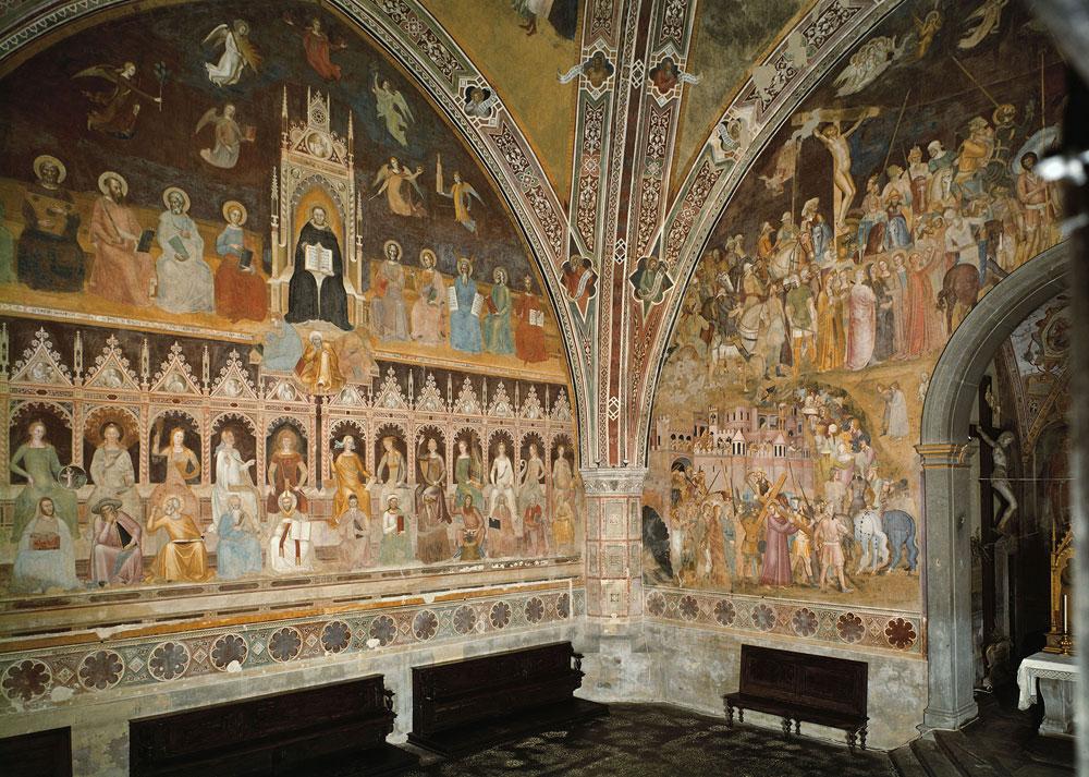 Firenze, visite guidate sulle tracce di Dante in Santa Maria Novella