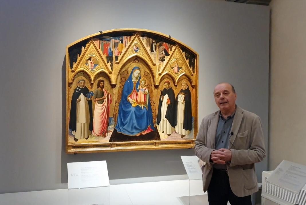 Alla scoperta del Beato Angelico con grandi esperti: una serie di video
