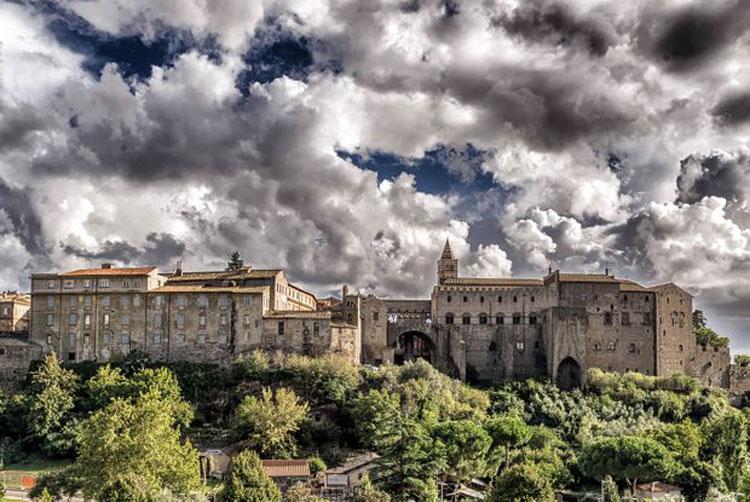 Viterbo, l'antico Ospedale Grande degli Infermi diventerà Borgo della Cultura