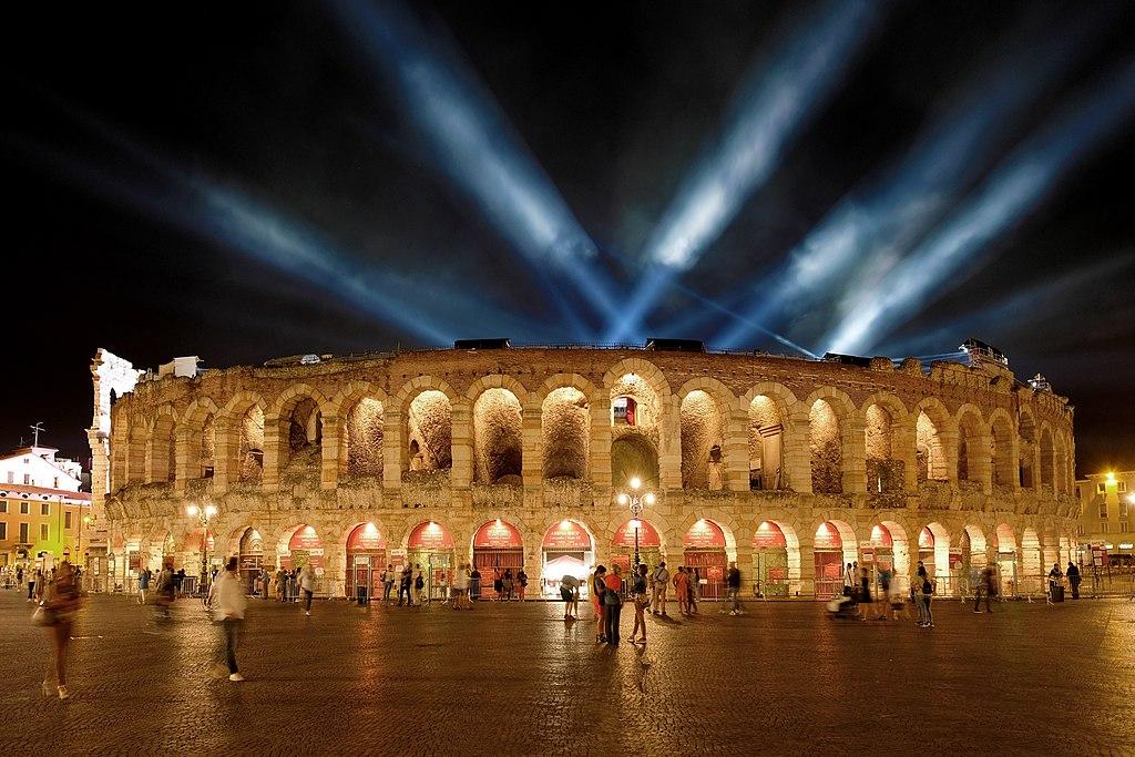L'Arena di Verona sarà museo. Intanto si sono conclusi i primi lavori di restauro