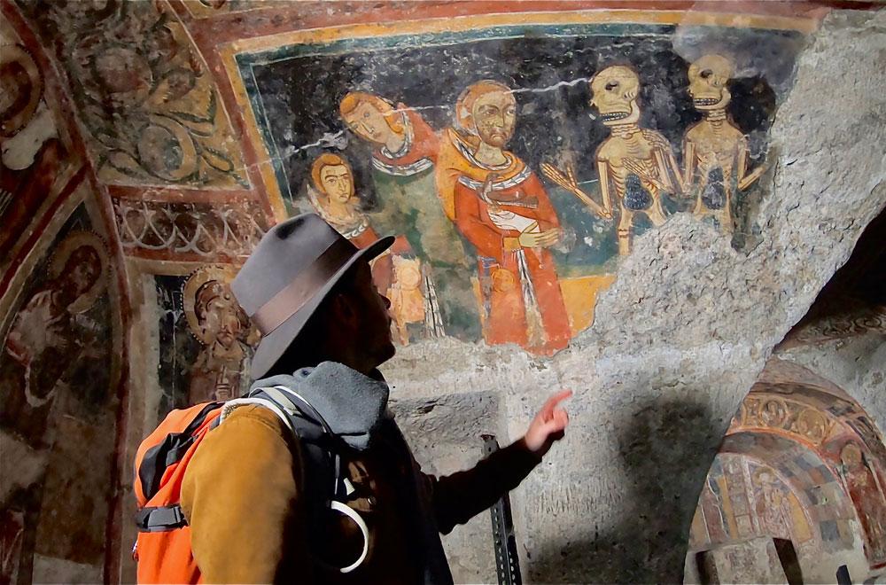 Su Rai5 un viaggio sulle tracce dell'Oriente in Italia, tra mosaici e icone