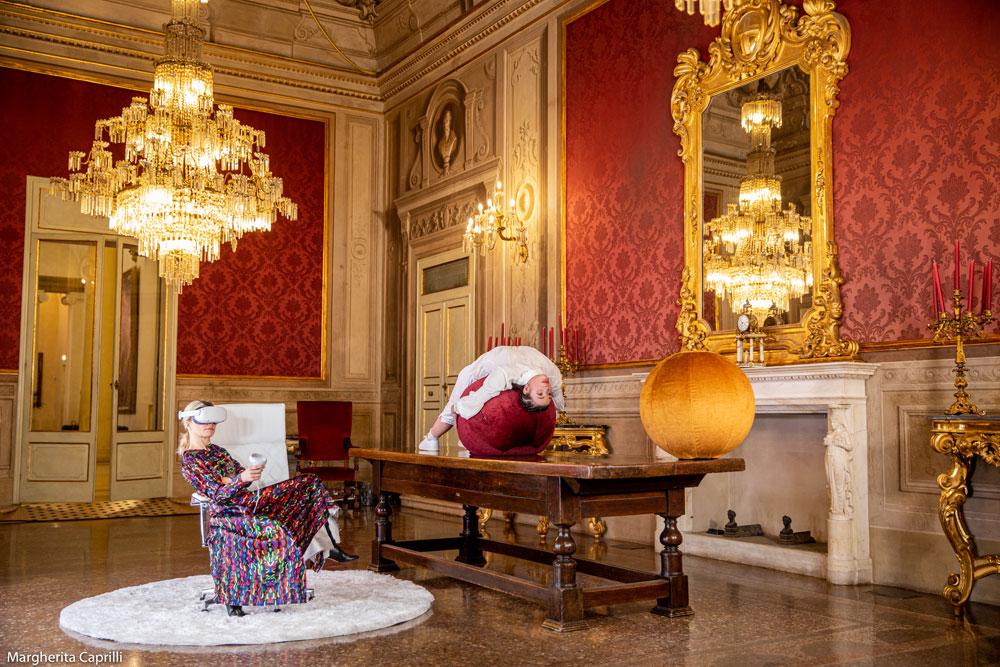 Portare il teatro in musei e biblioteche con la realtà virtuale: parte da Bologna l'innovativo progetto