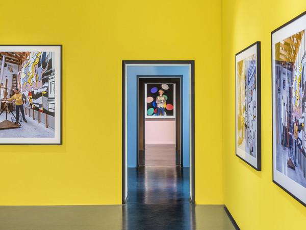 A Locarno in mostra la fotografia di Aurelio Amendola sul mondo dell'arte