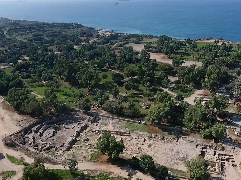 Israele, scoperta imponente basilica romana, è la più grande del paese. Sarà aperta al pubblico