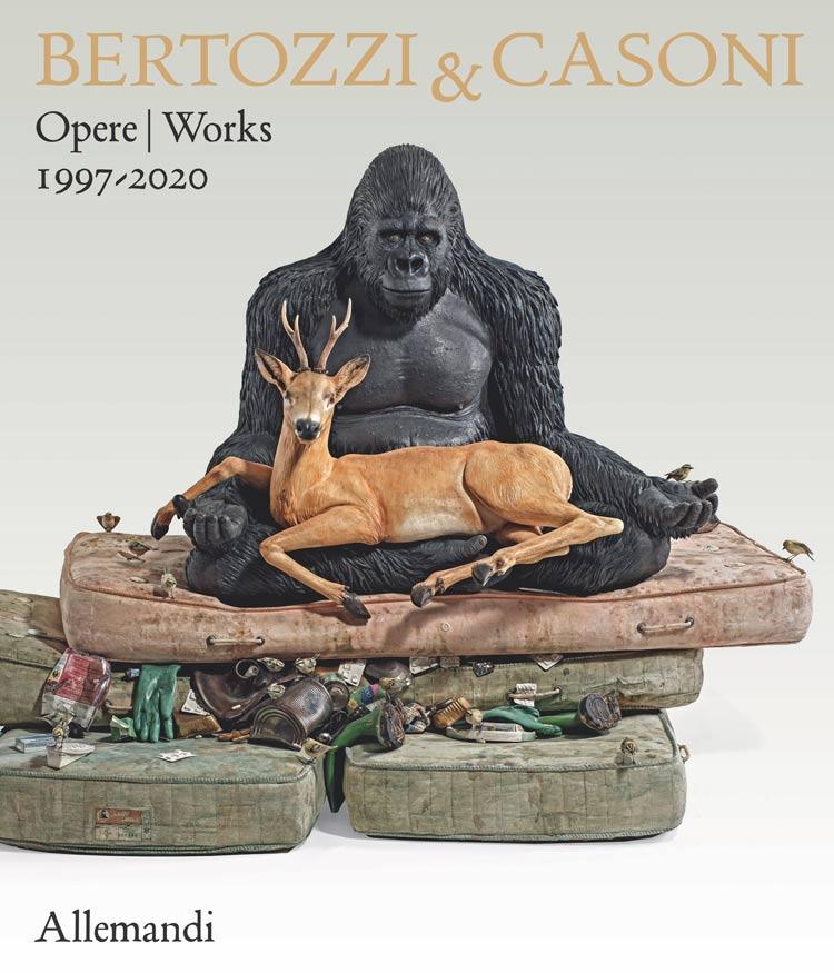 Il 28 maggio esce in libreria il libro con le opere di Bertozzi&Casoni dal 1997 al 2020