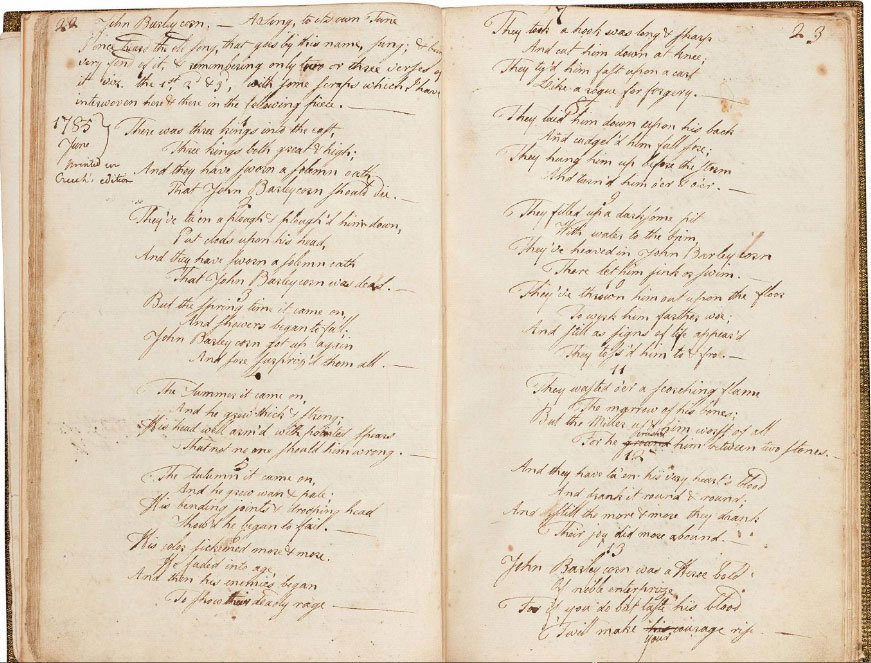 All'asta da Sotheby's la biblioteca perduta delle sorelle Brontë