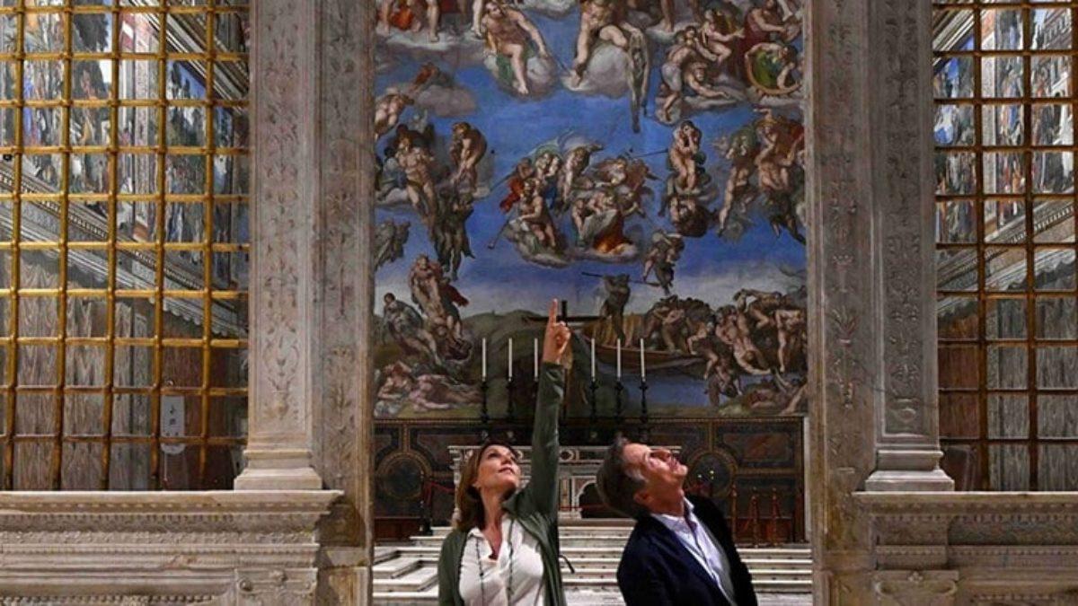 """Fa pochi ascolti, sospeso """"Viaggio nella Grande Bellezza"""", il programma culturale di Canale 5"""