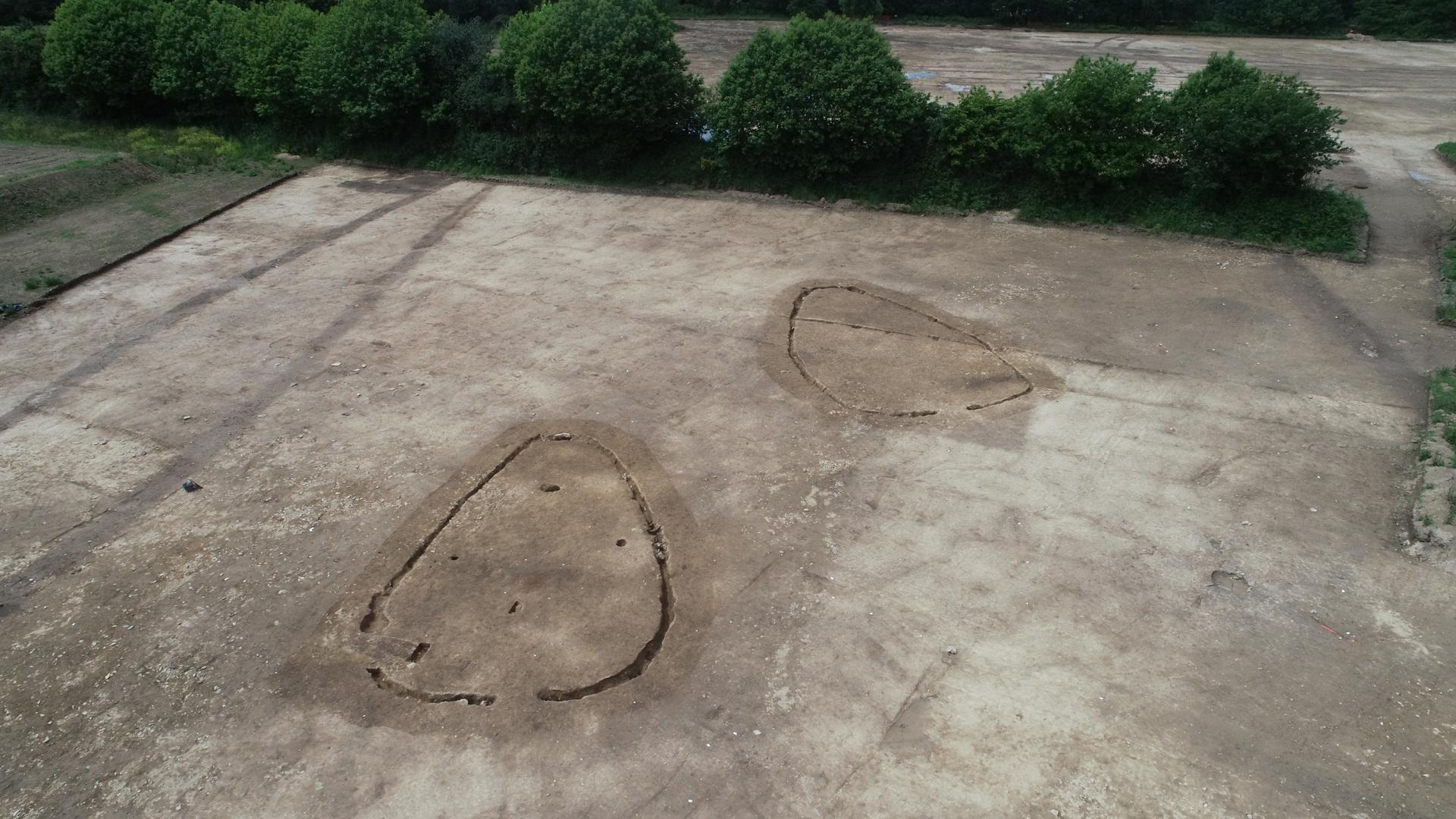 Importante scoperta archeologica in Francia: trovati 4 edifici della cultura campaniforme
