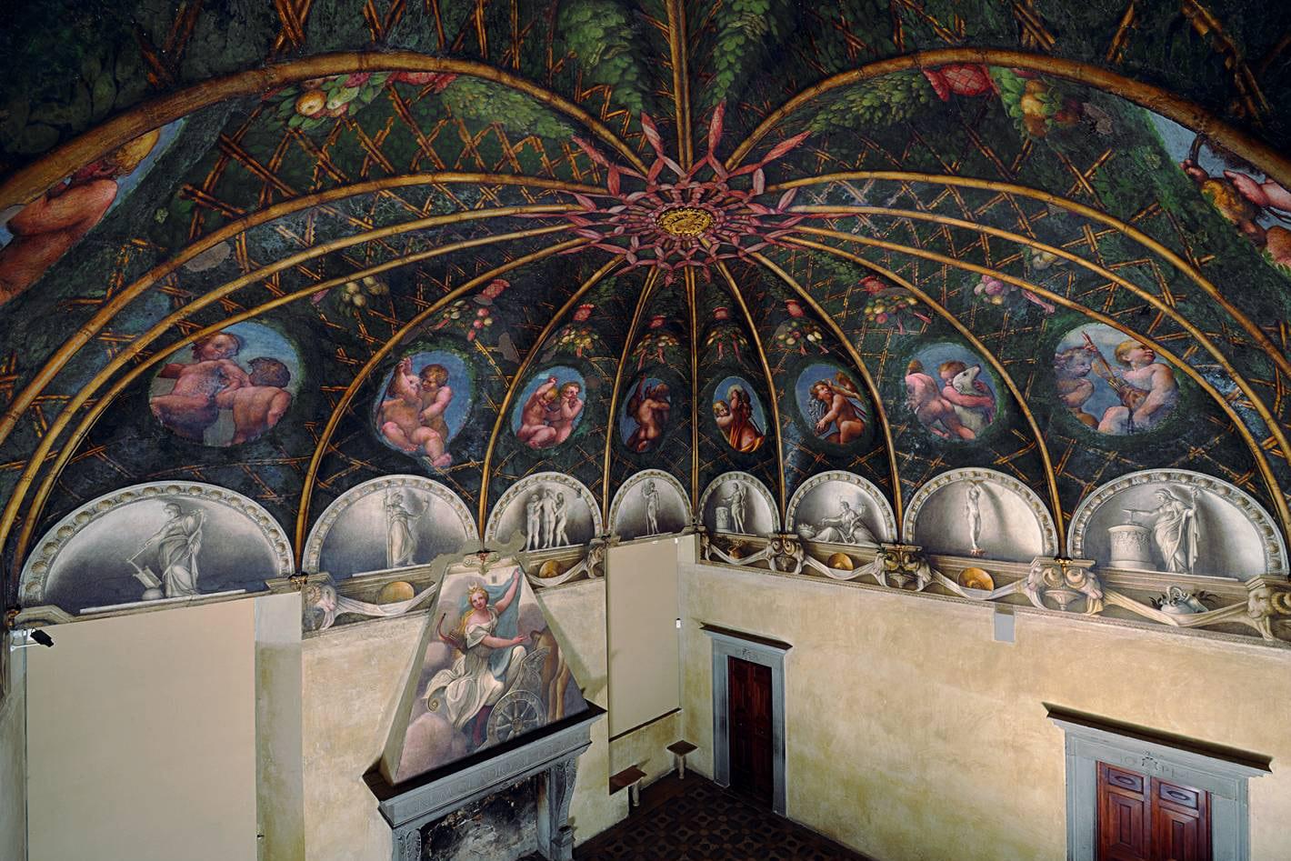 Domani sera su Rai5 in prima visione i due documentari su Correggio e Parmigianino