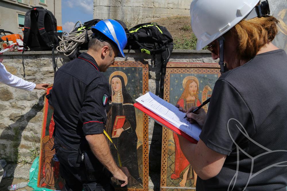 L'Italia invia tre Caschi Blu della Cultura in Croazia per verificare i danni del sisma