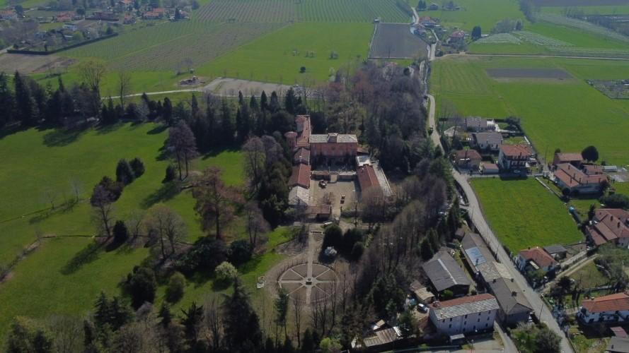 Piemonte, apre per la prima volta al pubblico l'Orto del Castello di Miradolo, recuperato