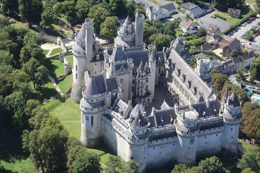 Restauro multimilionario per uno dei castelli più belli della Francia