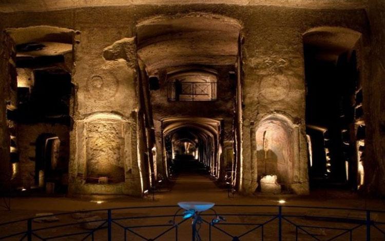 Napoli, le Catacombe di San Gennaro vincono come Miglior esperienza al mondo