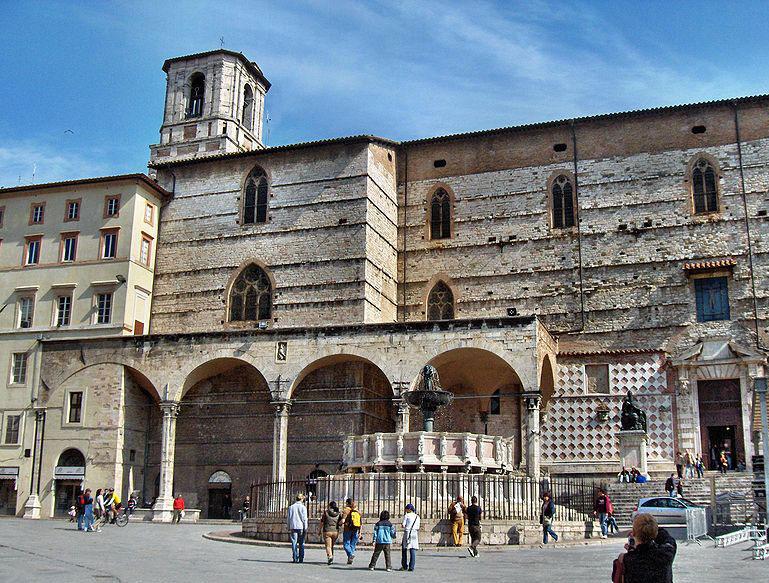 Perugia, via al restauro delle facciate della Cattedrale sostenuto da Cucinelli