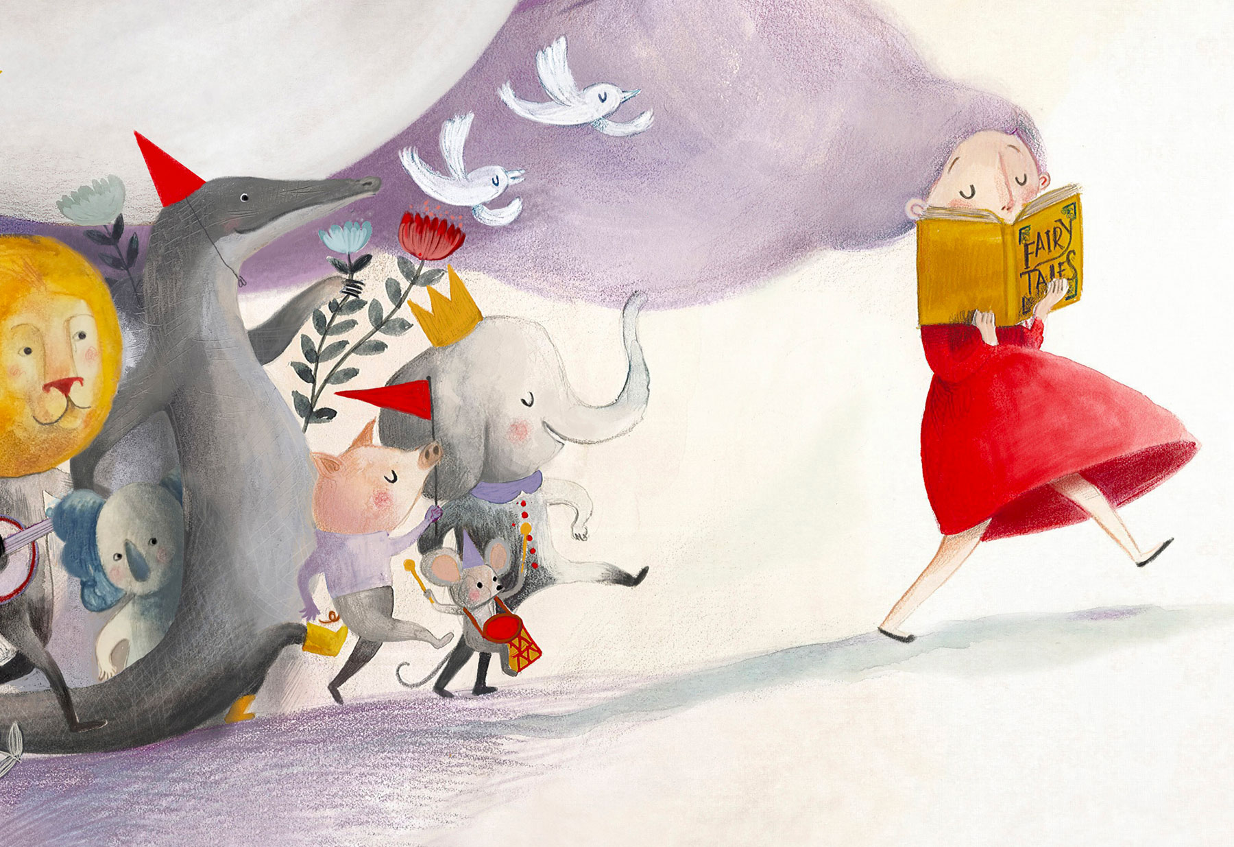A Bergamo il primo festival dedicato all'illustrazione ad acquerello
