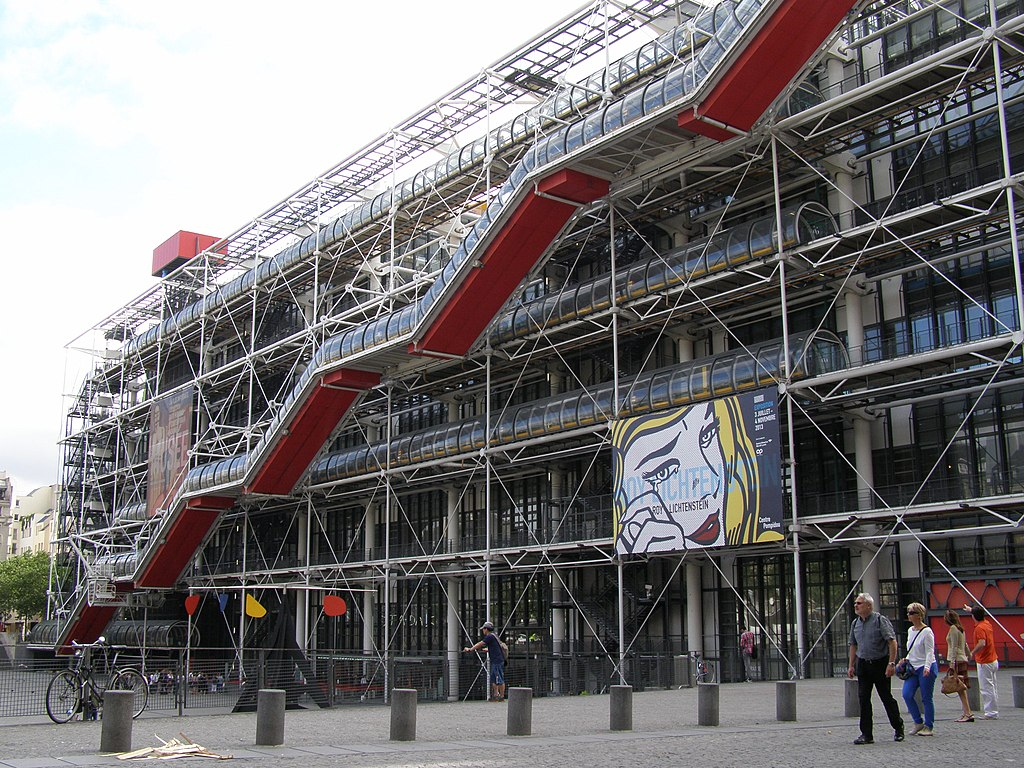 Parigi, i cittadini chiedono di non chiudere il Pompidou per 3 anni. Ma ci son poche speranze