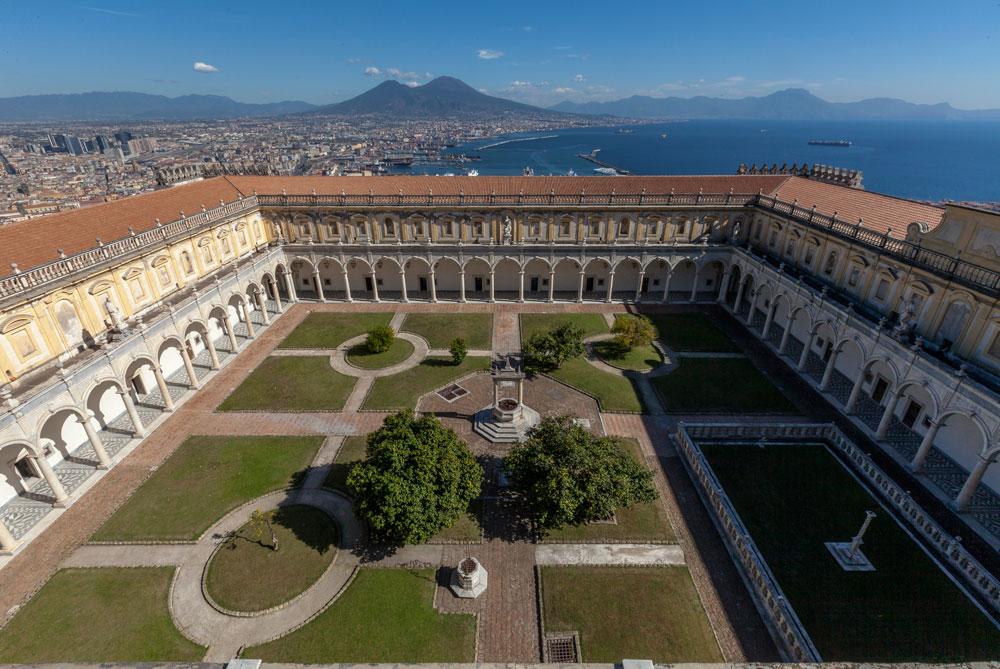 Certosa San Martino, nuova sezione dedicata al più grande complesso fittile policromo del Rinascimento meridionale