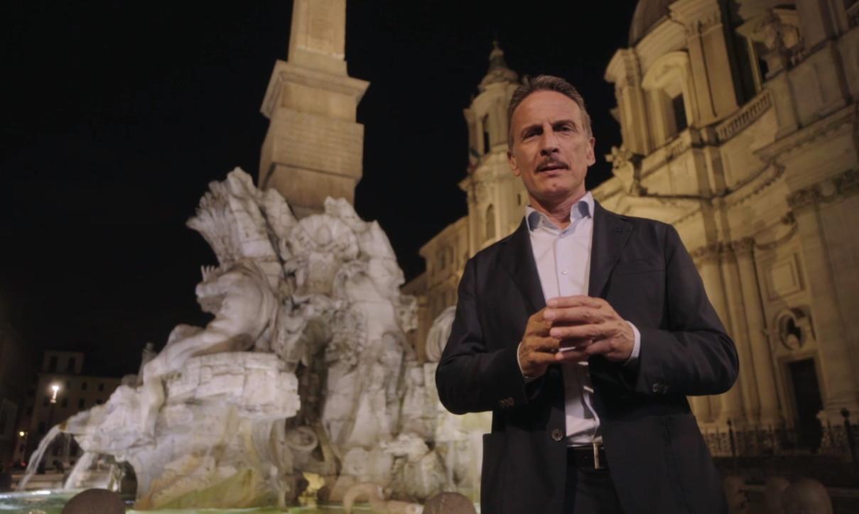 """Viaggio nella Grande Bellezza, Cesare Bocci rassicura: """"è un arrivederci non un addio"""""""