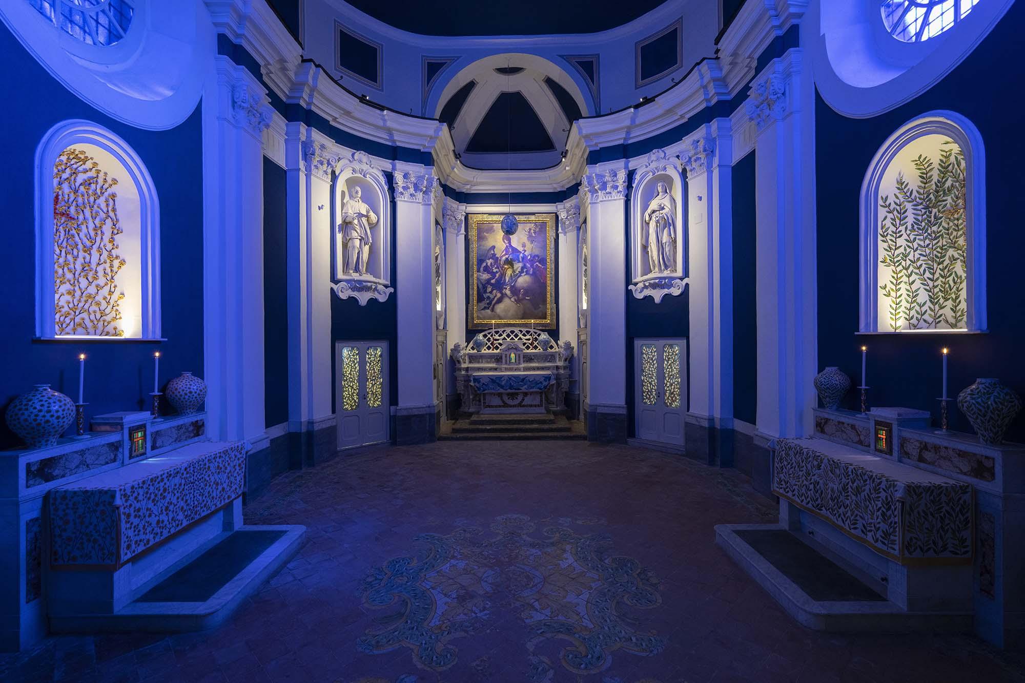 Napoli, dopo 50 anni riapre la chiesa di San Gennaro a Capodimonte, ridecorata da Calatrava