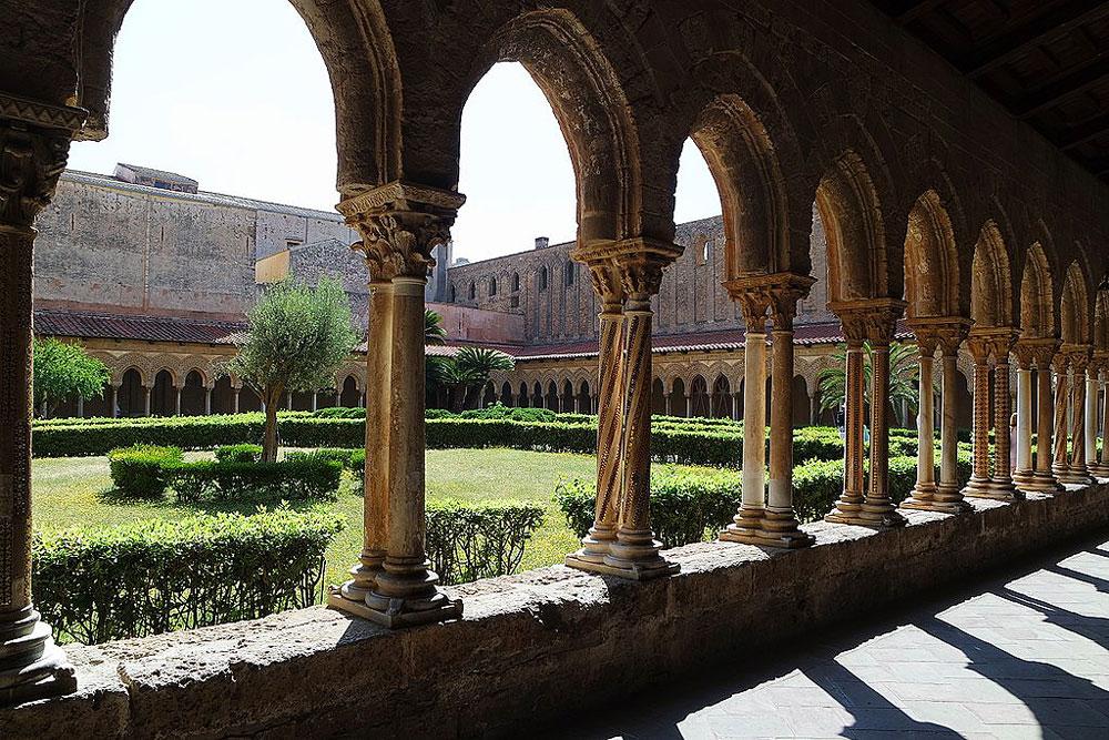 Monreale, al via il restauro del Chiostro dei Benedettini